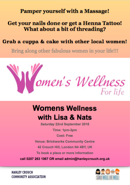 Womens Wellness at Brickworks