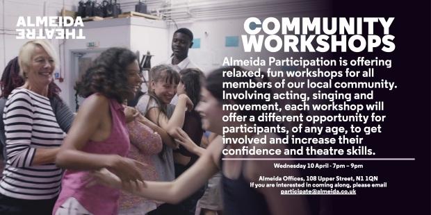 CommunityWorkshop April
