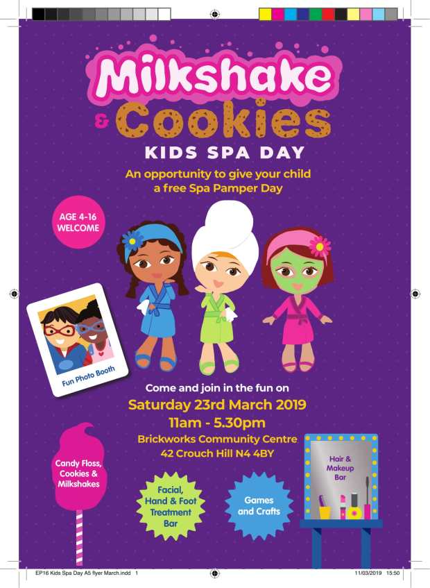 EP16 Kids Spa Day A5 flyer March HR-1