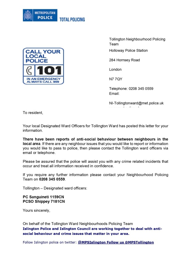 Community Safety Letter_page-0001