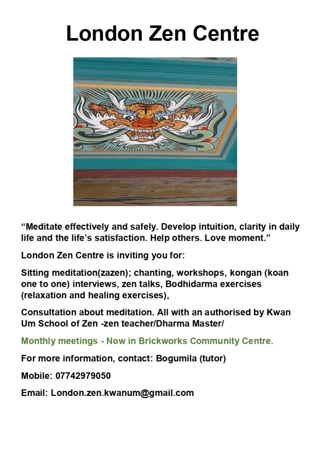 London Zen