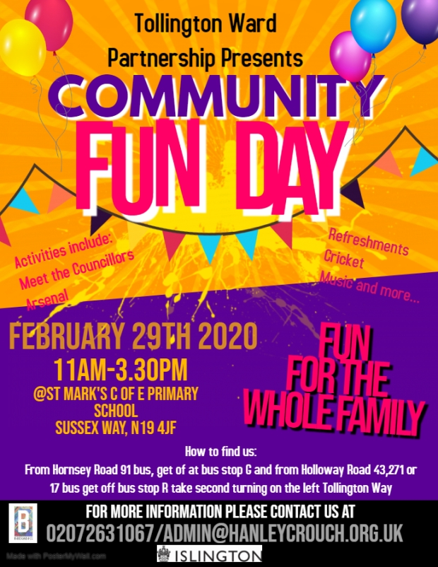 29th feb community event