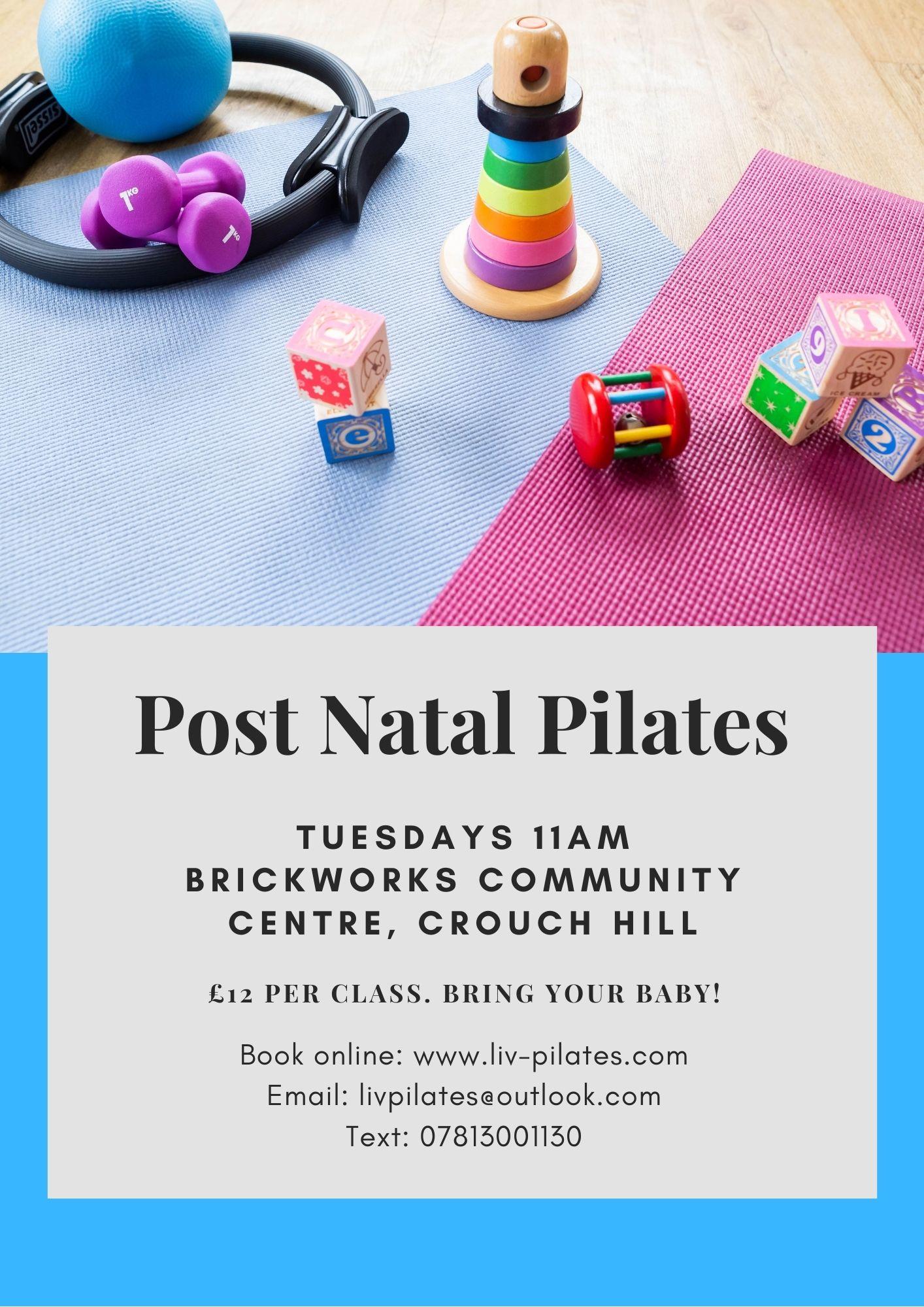 Postnatal Brickworks May 2021